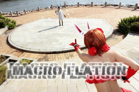 ☆つつん/花火(C あわせ)@東京コスプレコンプレックス in レジャーランド・パレットタウン☆