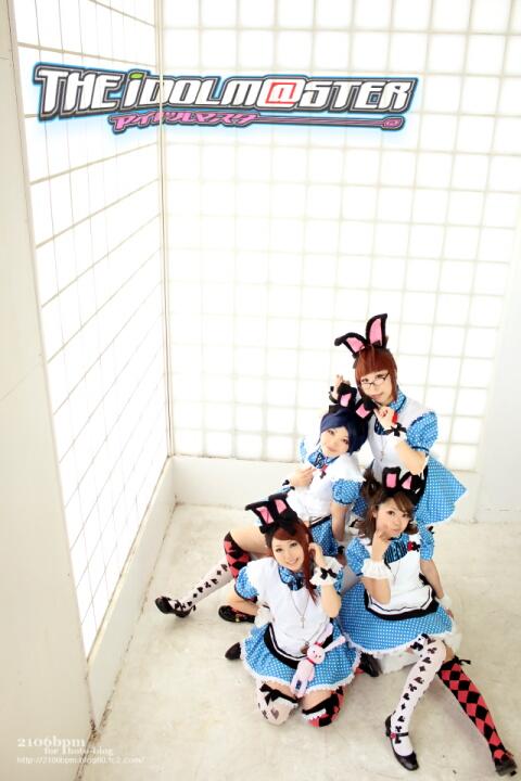 ☆アイドルマスター2 ドレッシーアリス あわせ@スタジオ グランボア☆