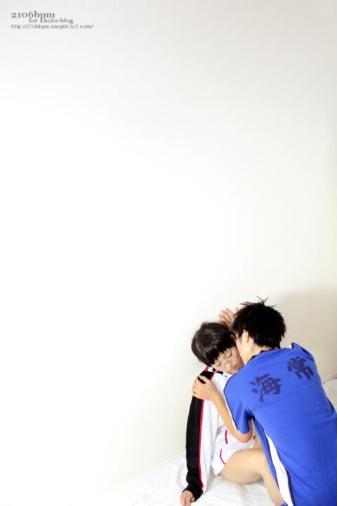 ☆花火/希和(黒子のバスケ あわせ)@スタジオMacky☆