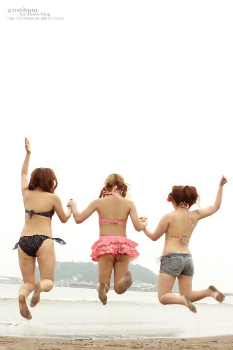 ☆藤花コリン/蓮/たら@江ノ島 パート1☆