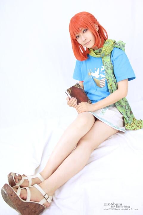 ☆うたの☆プリンスさまっ♪ 七海春歌 彼シャツ オリジナルコーデ あわせ@キューブスタジオ☆