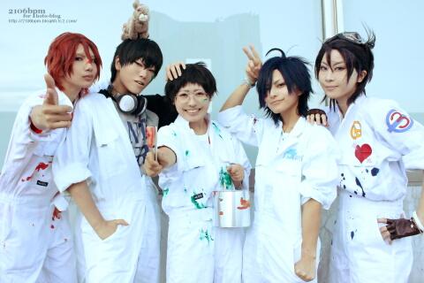 ☆となりでコスプレ博 in TFT 2014夏(初日)のコスプレイヤーさんをまとめてうp☆