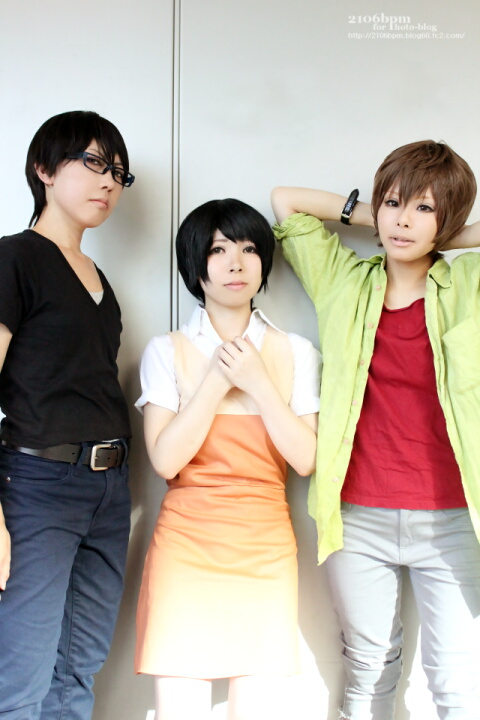 ☆となりでコスプレ博 in TFT 2014夏(3日目)のコスプレイヤーさんをまとめてうp☆