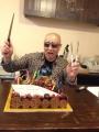 BOZ UTARO天頂ケーキ
