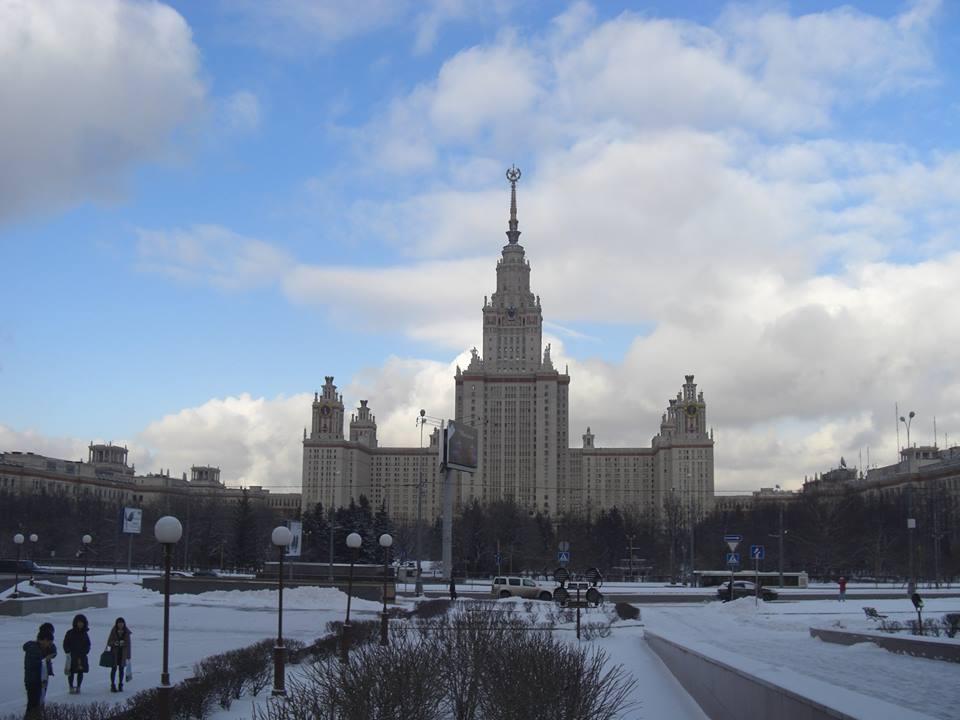 モスクワ国立大学