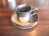 4/12 昼食 コーヒー  表参道の店にて