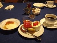 4/26 デザートとコーヒー  ストックホルム