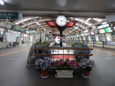 6/28 江ノ電 藤沢駅