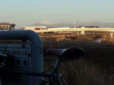 鶴見川ポタ