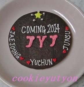 COMING JYJ
