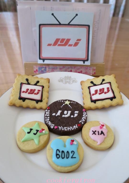 JYJ on TV クッキー その2