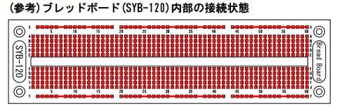 ブレッドボードSYB-120