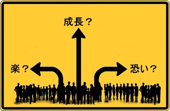 選択3方向