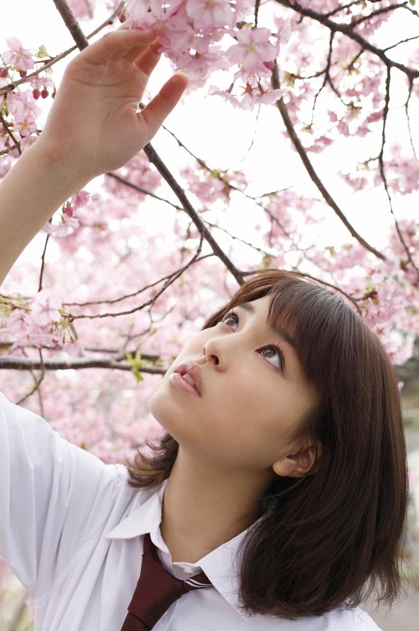 荒井萌 桜 1