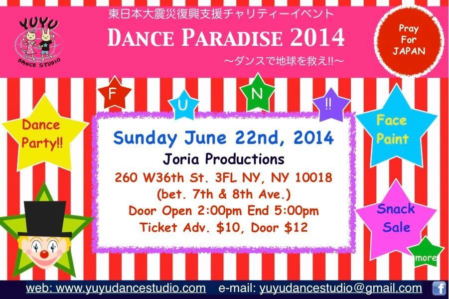 Dance Paradise2014_F
