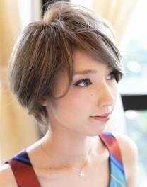 2014年 秋にしたいオシャレで可愛いベリーショートヘアスタイル