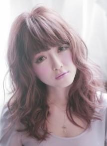 個性派ニュアンスが光るドーリースタイル 2014年夏 旬の髪型