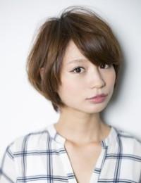 定番の髪型が鉄板☆秋に人気のおしゃれで上品なショートヘアスタイル 2014