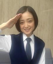 トクボウ 警察庁特殊防犯課 安達祐実ちゃんの髪型