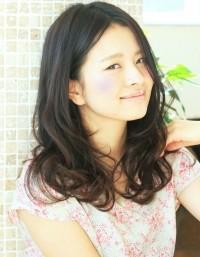 花咲舞が黙ってない 杏ちゃんの髪型 ゆるふわパーマヘアスタイル 画像