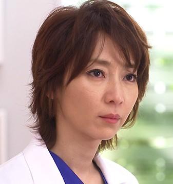 稲森いずみ 髪型 TBSドラマ『同窓生 人は、三度、恋をする』