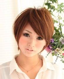 Dr.倫太郎 吉瀬美智子 ウルフショートヘアの髪型