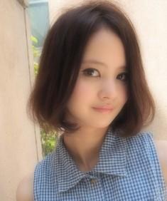 水原希子のワンレンボブの髪型 失恋ショコラティエ