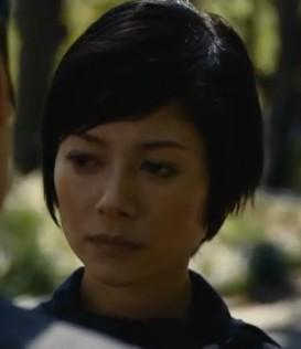 TBS木曜ドラマ『MOZU』真木よう子さんのマニッシュショートヘアスタイル
