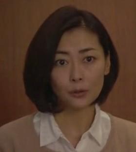 NHKBSプレミアムドラマ『プラトニック』中山美穂さんの髪型