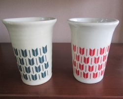 陶芸班フリーカップ