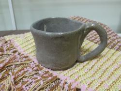 陶芸班作品カップ