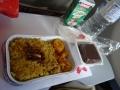 機内食(マレーシア クアラルンプール)