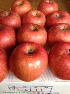 福島のリンゴ20140126
