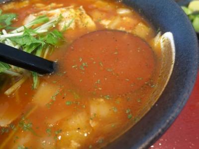 かりんスープ