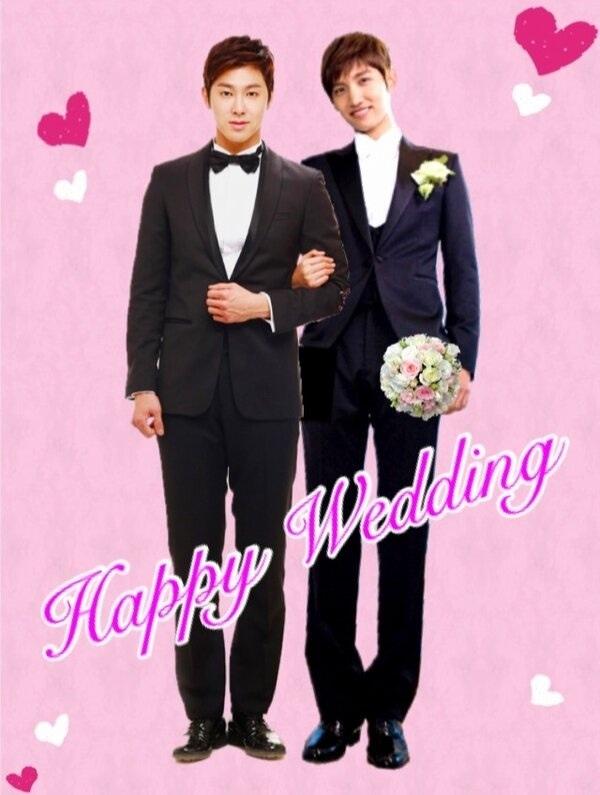 結婚式ホミン