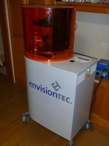 ③-2光硬化樹脂造形機
