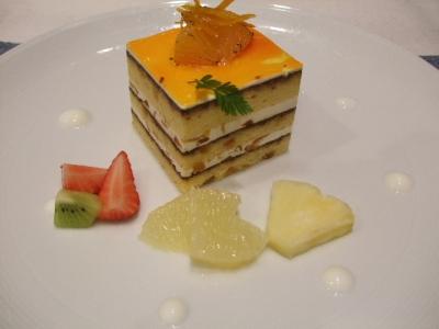 高杉オレンジケーキ