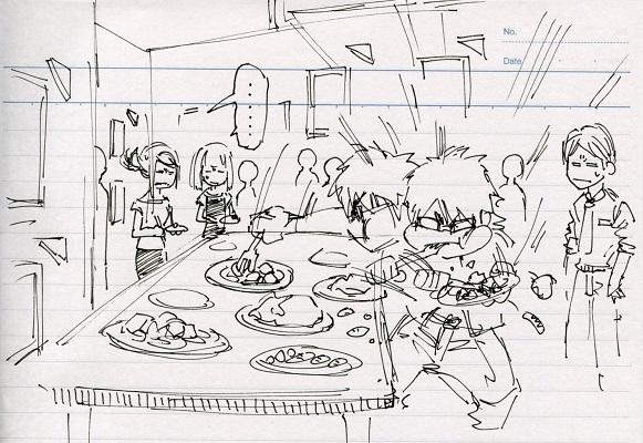つくし賞お食事交流会! ブログ用