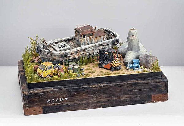 昭和のミニチュア情景7