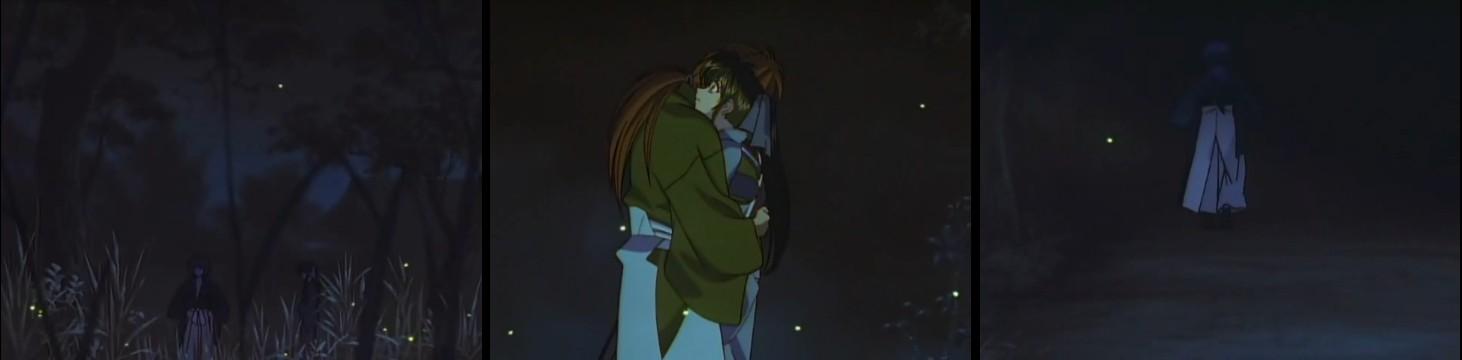 るろうに剣心 明治剣客浪漫譚 第三十一幕 届かぬ想い・・・・・剣心の旅立ち!