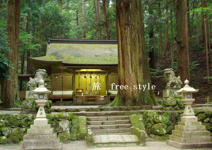 室生龍穴神社 拝殿