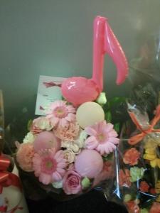 お花 おんぷの