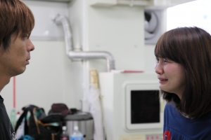 トーマスとヴァネッサ 新里哲太郎と塩澤葉子