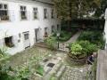 ハイドンハウスの庭