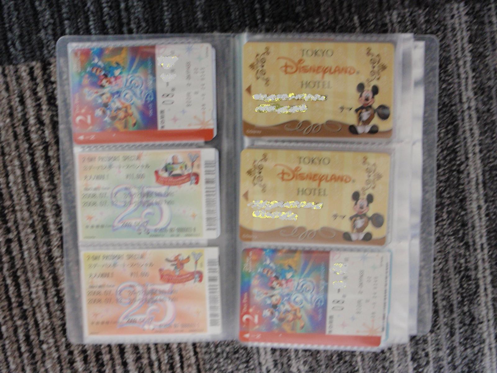 ディズニー チケット 旅行 | 7331 イラス