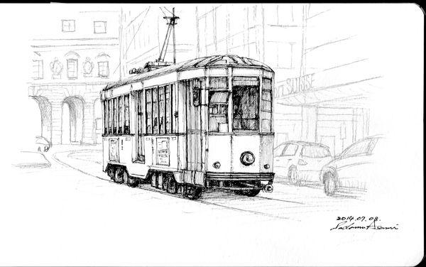 路面電車1