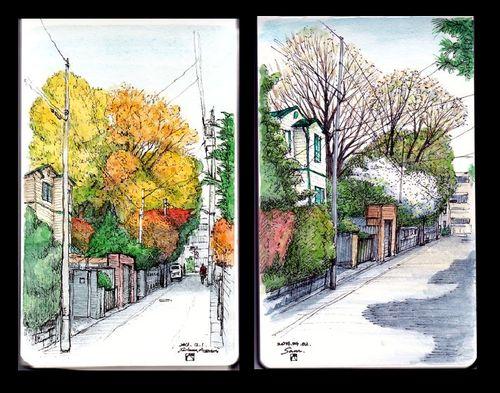 秋と冬 4