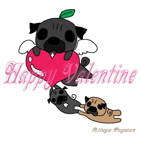 バレンタインだね