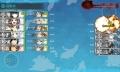 艦これ 夏E-4 ボス撃破 8回目