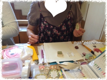 tummy button レッスン 20140713 ③